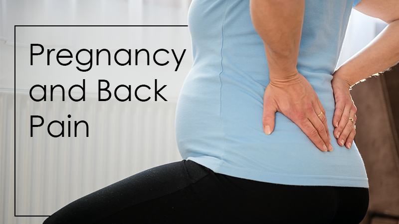 How to Minimize Back Pain During Pregnancy